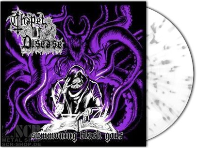 CHAPEL-OF-DISEASE-Summoning-Black-Gods-WHITE-Vinyl-LP